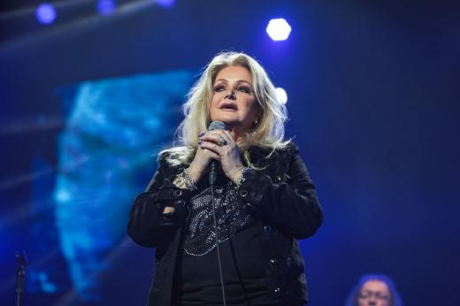 Bonnie Tyler at Music for the Marsden
